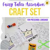Fairy Tales Craft Set for Preschool Language Concepts - PRE-SALE