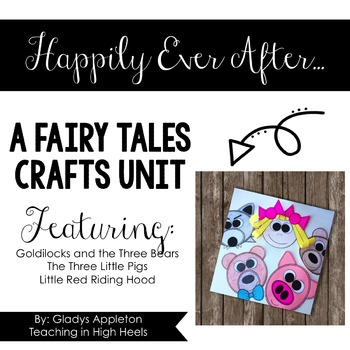 Fairy Tales Crafts Unit