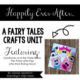 Fairy Tales Crafts Unit