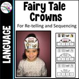Fairy Tale Sequencing and Retelling