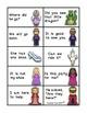 Fairy Tales Fluency Reading Board Game
