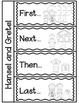 Fairy Tales Foldables~ Eight Fairy Tales Included (on sequence)
