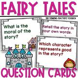 Fairy Tales, Folk Tales, & Fables Response Cards RL.3.2 - Follower Freebie!