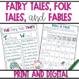Fairy Tales, Folk Tales, and Fables Common Core Aligned Unit (RL.3.2 and More!)