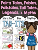 Fairy Tales Folktales Fables Myths Legends and Tall Tales | Distance Learning