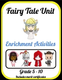 Fairy Tales - Integrated Unit & Enrichment