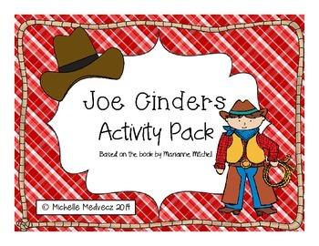 Fairy Tales Joe Cinders Activity Pack
