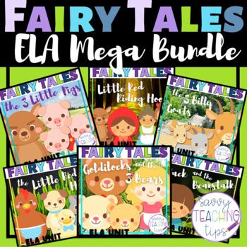 Fairy Tales - Language Arts MEGA Bundle