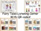 Fairy Tales Listening Center With Qr Codes (32 books)