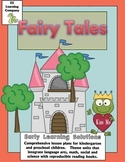 Fairy Tales Literacy Math Unit