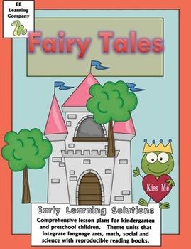 Fairy Tales Literacy Math Unit