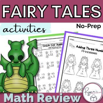 Fairy Tales Math Packet