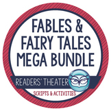 Fairy Tales Meet Aesop:  Readers' Theater Mega Bundle