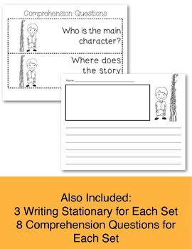 Fairy Tales Mega Pack! ~ Includes Graphic Organizers & Much More!