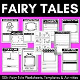 Narrative Writing Activities & Templates | Fairy Tales