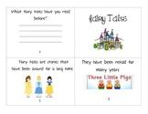Fairy Tales Mini Book