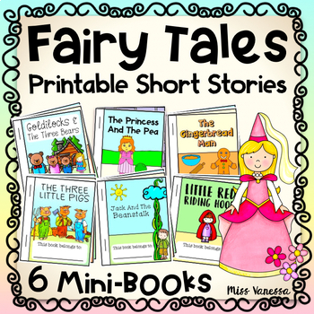 It's just a picture of Printable Fairy Tales Pdf regarding pre k