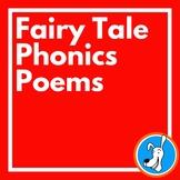 Fairy Tale Phonics Poems: ai/air, oo