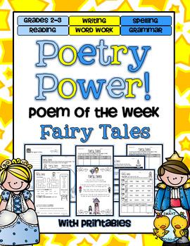 Poem of the Week: Fairy Tales Poetry Power!