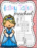 Fairy Tales Preschool Printables