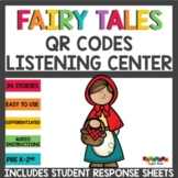 Fairy Tales QR Codes Listening Center
