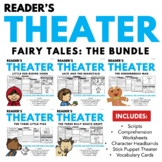 Fairy Tales Reader's Theater Bundle