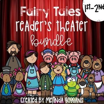 Folk Tales & Fairy Tales Reader's Theater: 10 Script Bundle!