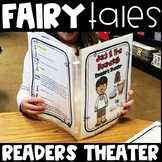 Readers Theater Plays for Fairy Tales for 1st Grade Guided Reading