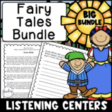 Bundle of Fairy Tale Reading Activities - Seesaw and Googl