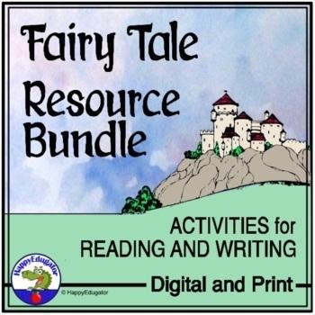 Fairy Tales Resource Bundle