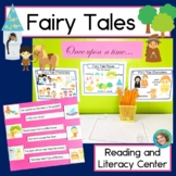 Fairy Tales Sentence Picture Match Reading Center