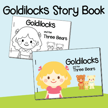 Goldilocks Fairy Tales Story Book