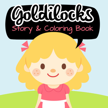 Goldilocks Fairy Tales Story Book