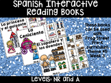 Fairy Tales Spanish Interactive Reading Books Can Be Used