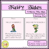 Fairy Tales I Have, Who Has with Story Elements