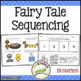 Fairy Tales Story Sequencing