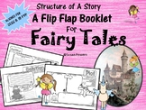 Fairy Tales Story Structure Flip Flap Booklet