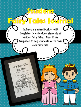 Fairy Tales Student Booklet