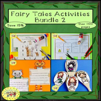Fairy Tales Units Bundle 2