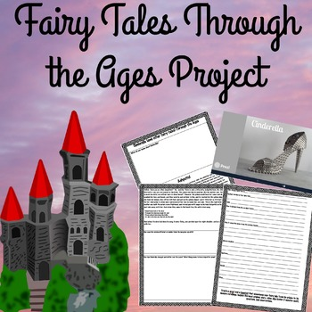 Fairy Tales Through the Ages Project