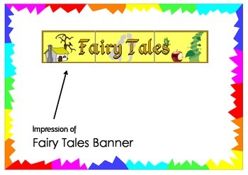 Fairy Tales Title Banner