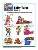 Fairy Tales Unit 1 clip art