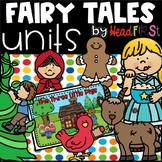 Fairy Tales Unit Bundle - Books, Readers Theater, Nonfiction Passage Companions