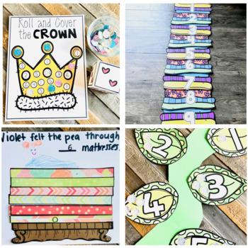 Fairy Tales Unit for Preschool