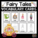 Fairy Tales Vocabulary Picture Cards
