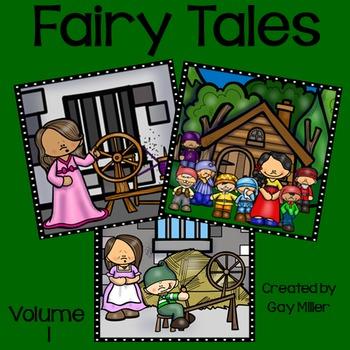 Fairy Tales Volume 1 [Snow White • Sleeping Beauty • Rumpelstiltskin]