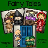 Fairy Tales Volume 2 [Hansel & Gretel •The Elves and the S