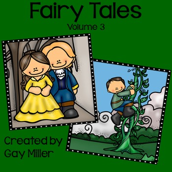 Fairy Tales Volume 3 [Jack and the Beanstalk • Beauty and the Beast]