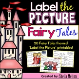 Fairy Tales Label the Picture