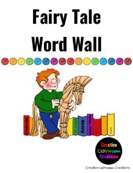 Fairy Tales Word Wall